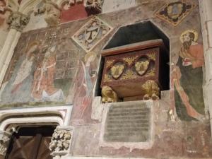 Tarragona. Cathedral of Aragon.